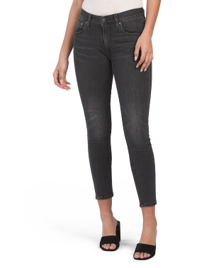Sienna Cropped Skinny Jeans