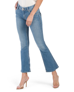 Collin Mid Rise Bootcut Jeans