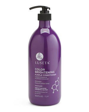 33.8oz Color Brightening Purple Conditioner