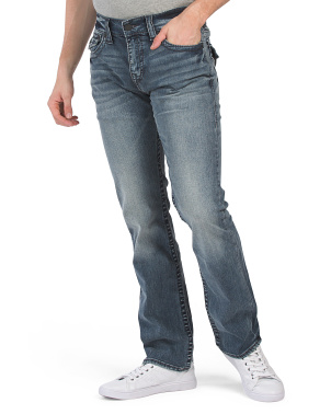 Ricky Flap Pocket Big T Jeans