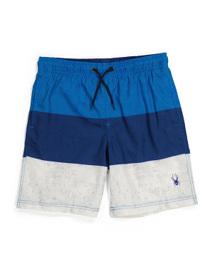 Big Boy Swim Trunks
