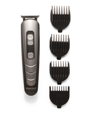 T-blade Hair & Beard Trimmer