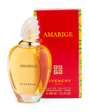 Made In France 3.3oz Amarige Eau De Toilette