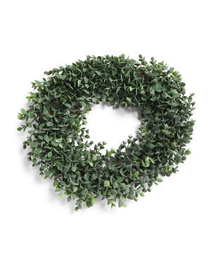 15in Eucalyptus Wreath