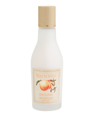 Made In Korea 4.5oz Peach Sake Emulsion