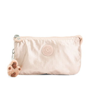 Nylon Creativity Large Cosmetic Pouch