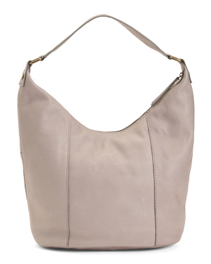 Carrie Glove Smooth Leather Large Hobo