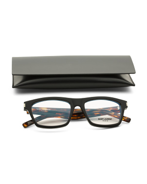 Men's 54mm Designer Optical Glasses