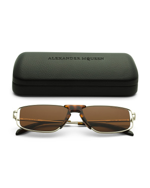 Men's 57mm Designer Sunglasses