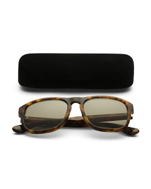 Men's 55mm Designer Sunglasses