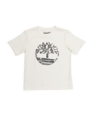 Big Boy Reflective Tree Tee