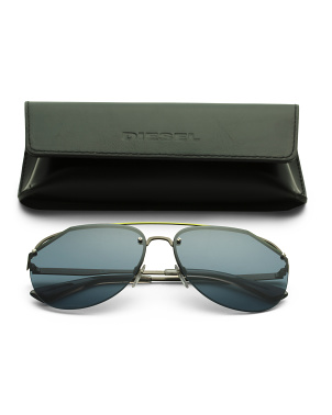 Men's 61mm Designer Sunglasses