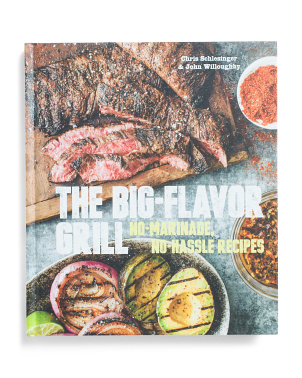 The Big Flavor Grill