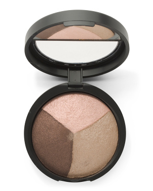 Coffee Berry Baked Eyeshadow Sensation Trio
