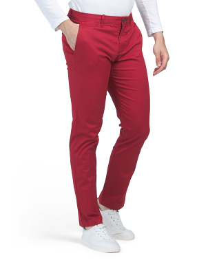 Premium Stretch Slim Pants