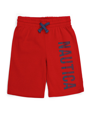 Big Boy Graphic Knit Shorts