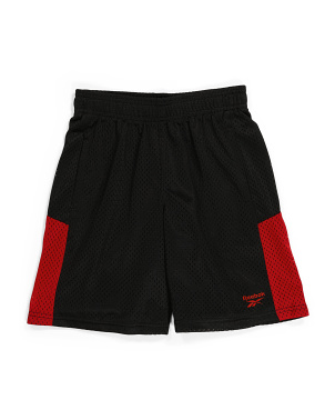 Big Boy Basketball Mesh Shorts