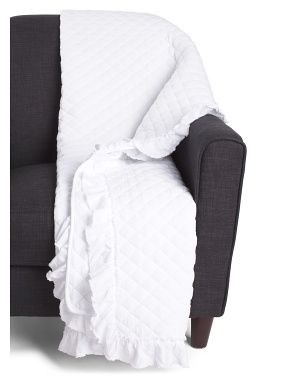 Daniella Quilted Throw