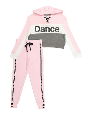 Big Girls Dance Hoodie And Jogger Collection