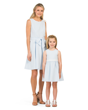 Mommy And Me Fit And Flare Collection