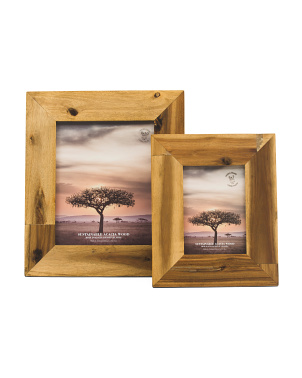 Acacia Frame Collection