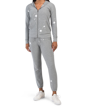 Cozy Star Sweatsuit Collection