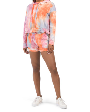 Orange Tie Dye Collection
