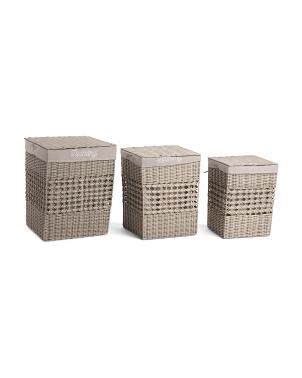 Rectangular Laundry Basket Collection