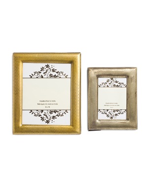 Antique Brass Picture Frame Collection