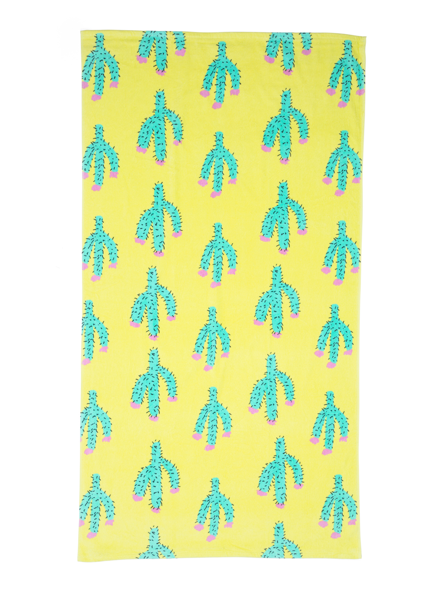 Cactus Beach Towel - Bath - T.J.Maxx